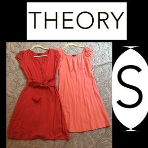 2 Small Theory Dresses